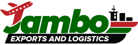 Jambo Exports and Logistics Logo